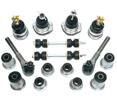 Andersen Restorations Front End Suspension Master Rebuild Kit Compatible with Plymouth Belvedere GTX Roadrunner Satellite